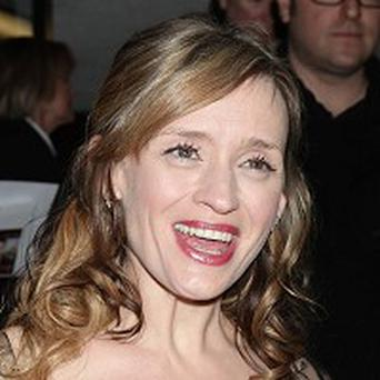 Anne-Marie Duff was named best actress at the Evening Standard awards