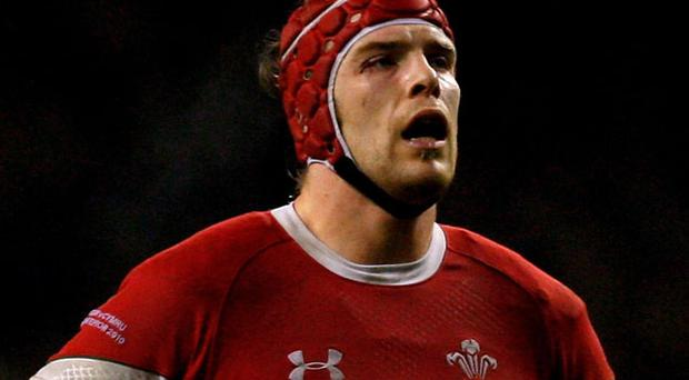Alun-Wyn Jones has been given the chance to atone following his costly sin-binning Photo: Getty Images