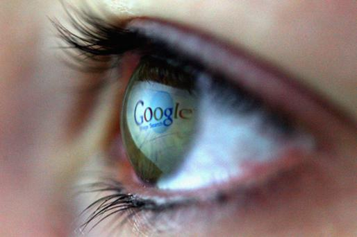 Google: taking on social networking giants Facebook and Twitter. Photo: Getty Images