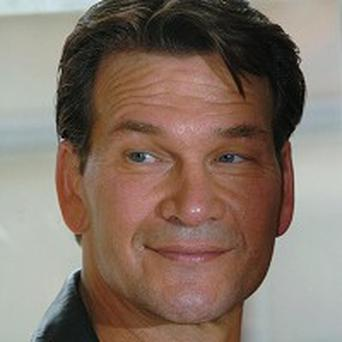 Patrick Swayze's Ghost topped a poll of romantic movies