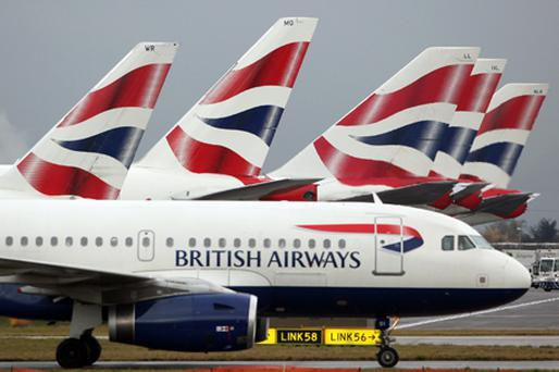 Revamped : British Airways. Photo: Getty Images