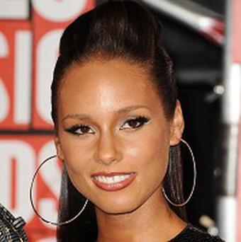 Alicia Keys is to perform at the Brit Awards
