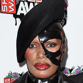 Grace Jones has announced a new show in April