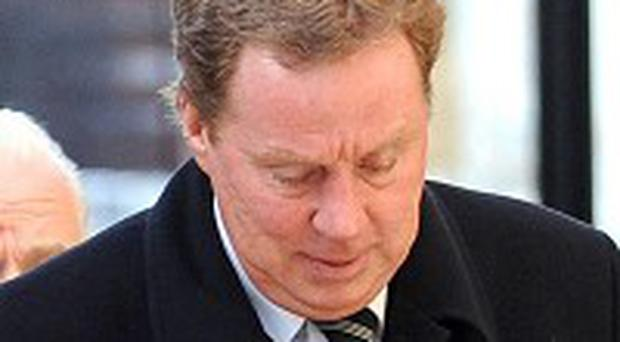 Harry Redknapp arrives at City of Westminster Magistrate's Court, London