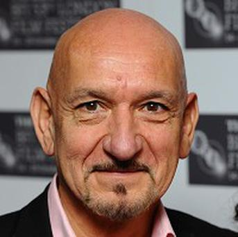 Sir Ben Kingsley 'jumped in at the deep end' by working with Martin Scorsese