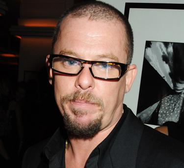 Fashion designer Alexander McQueen was found dead at his London home. Photo: Getty Images