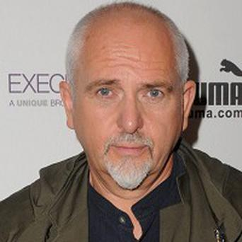 Peter Gabriel will not be there when Genesis gets inducted into the Rock and Roll Hall of Fame