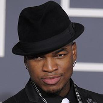 Ne-Yo was bowled over by Cheryl Cole's beauty