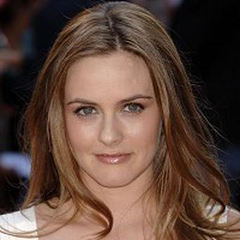Alicia Silverstone looks set to play a vampire in a new movie