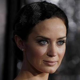 Emily Blunt was starstruck when she worked with Sir Anthony Hopkins