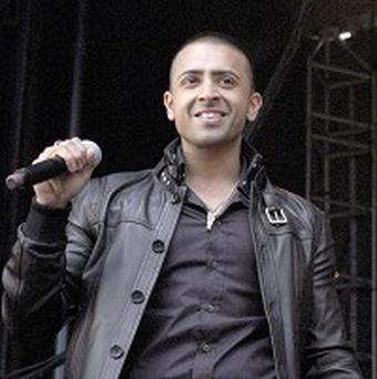 Jay Sean said he would like to try acting