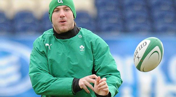 Stephen Ferris's return to the Ireland teamis amajor boost for Declan Kidney