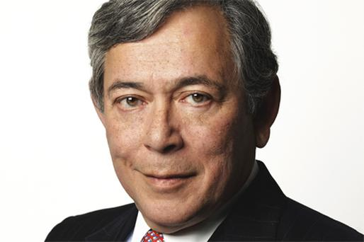 Lloyds Banking Group chief executive Eric Daniels. Photo: Bloomberg News