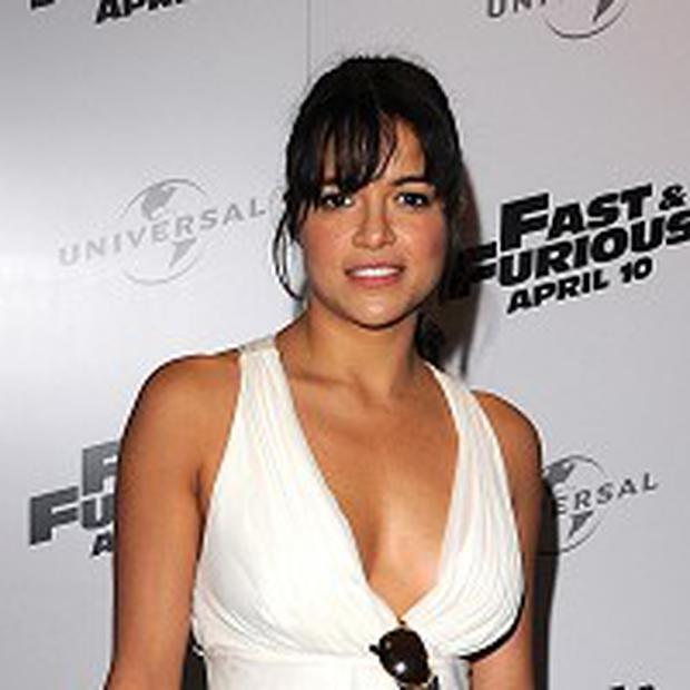 Michelle Rodriguez said the reaction to Avatar filled her with hope