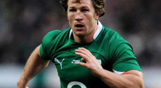 Jerry Flannery has been cited for an alleged kick