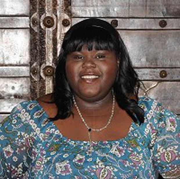 Gabourey Sidibe said there was no point being nervous