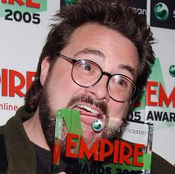 Kevin Smith says he is 'way fat' but should still be able to fly