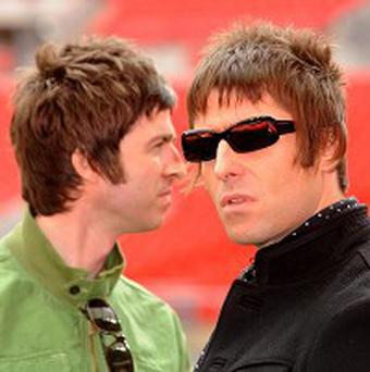 Oasis' album (What's The Story) Morning Glory made it into the Vatican's paper