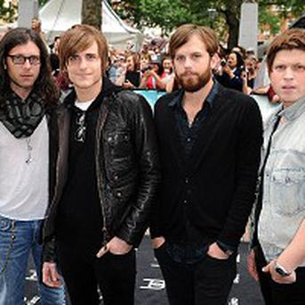 Kings Of Leon will play at Hyde Park in June