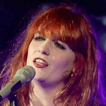 Florence Welch can't stand listening to her music on adverts