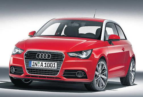 THIS is Audi's answer to the MINI.