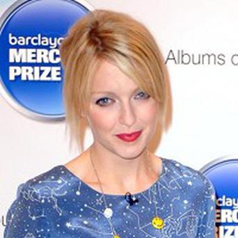 Lauren Laverne apologised after a member of Freelance Whales swore during her show