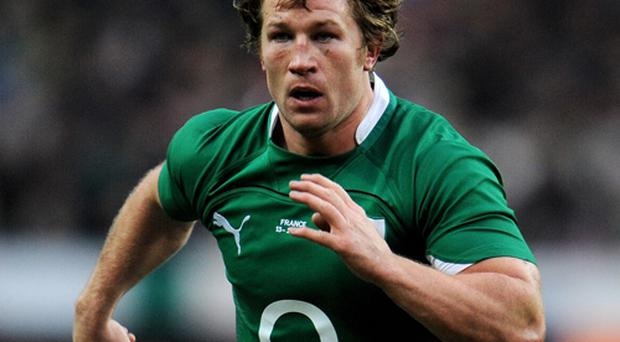 Gerry Flannery will miss the remainder of Ireland's Six Nations games. Photo: Getty Images