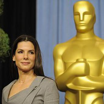 Sandra Bullock isn't worried about her Oscar outfit