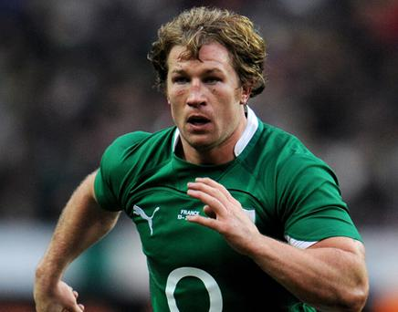 Jerry Flannery will miss the rest of the Six Nations. Photo: Getty Images