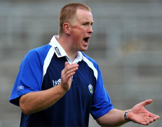 Laois hurling manager Niall Rigney