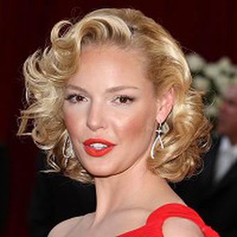 Katherine Heigl has been named Female Star Of The Year