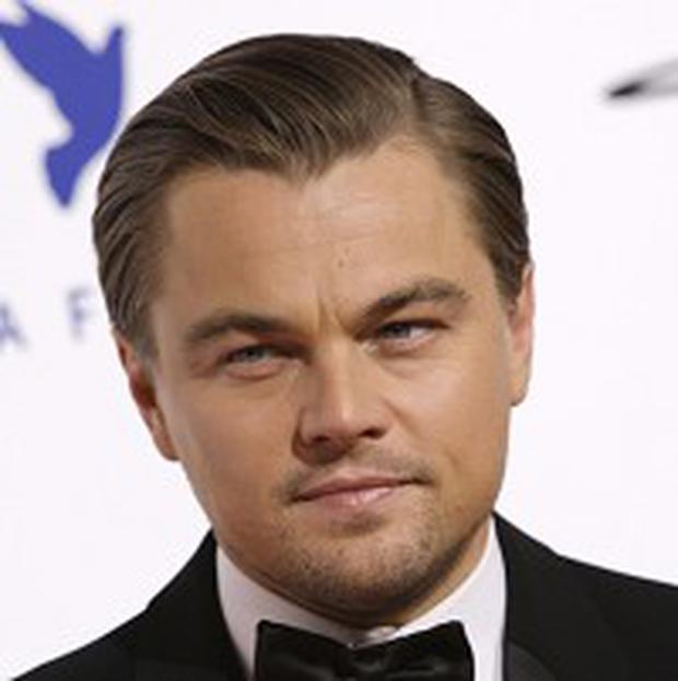 Leonardo DiCaprio says his friends keep him grounded