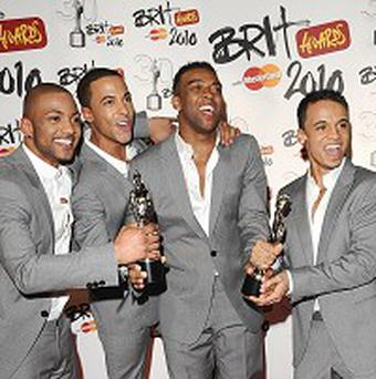 Brit winners JLS have announced a summer gig
