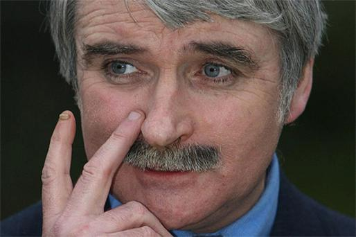 'The public knows the sort of elements that former minister Willie O'Dea was up against.'
