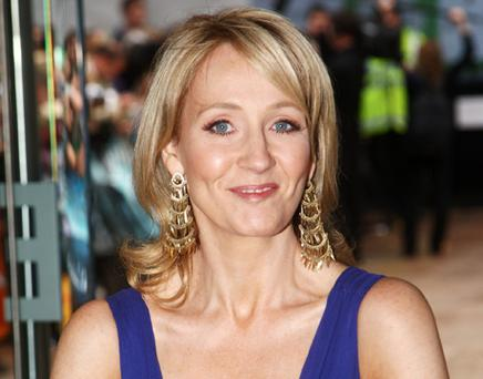 JK Rowling: claims are 'untrue'. Photo: Getty Images