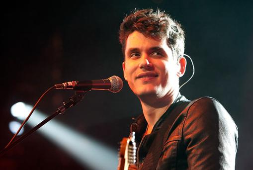 IN HOT WATER: John Mayer's musings have caused outrage in the USA. Photo: Getty Images