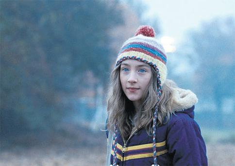 SHINING BRIGHT: But even Saoirse Ronan's luminous performance can't rescue The Lovely Bonest