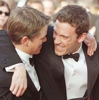 Matt Damon and Ben Affleck are reportedly in talks with Warner Brothers