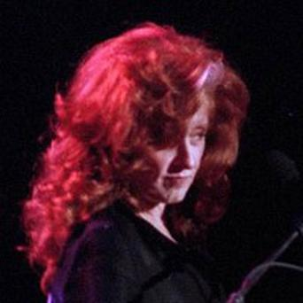 Bonnie Raitt is being inducted into the Blues Hall Of Fame