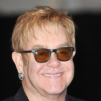 Elton John has spoken about the perils of being famous