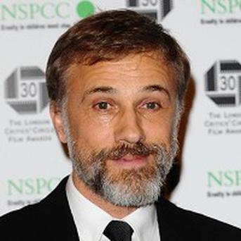Christoph Waltz has been flooded with offers of movie roles