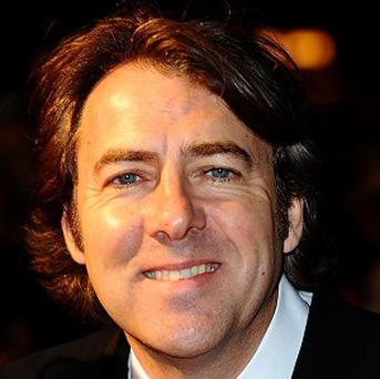 Jonathan Ross will slip a mystery word into his script