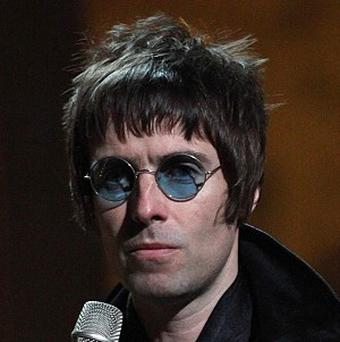 Liam Gallagher has hit back at Peter Kay