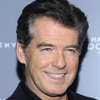 Roman Polanski directed Pierce Brosnan in The Ghost