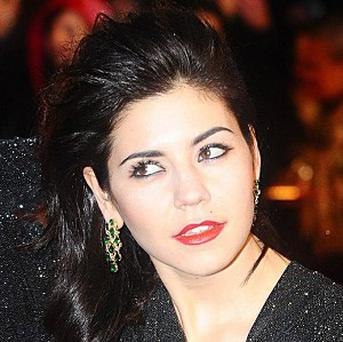 Marina And The Diamonds is sick of being asked about her female rivals