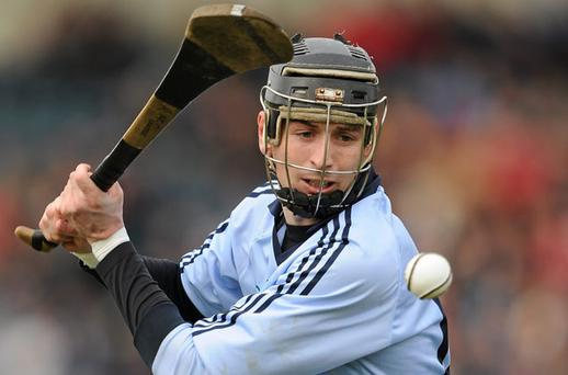 Dublin feared Alan McCrabbe had suffered a broken leg