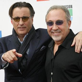Andy Garcia and Emilio Estefan helped record a Spanish version of We Are The World