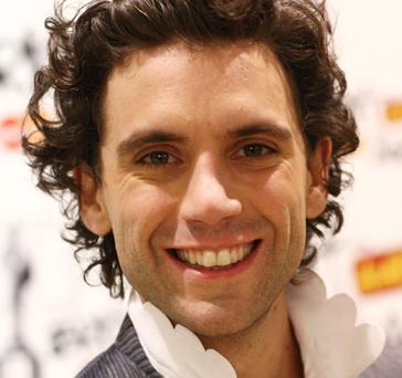 Mika will be headlining Exit Festival 2010. Photo: Getty Images