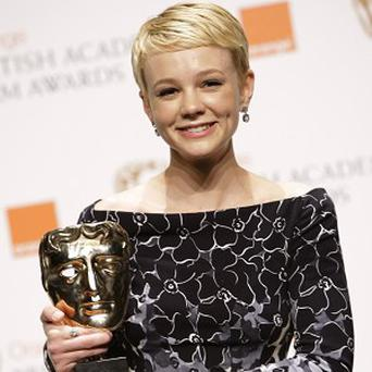 Carey Mulligan won the Bafta for Best Actress
