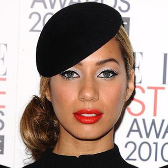 Leona Lewis is headlining her first concert tour